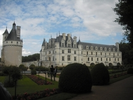 10 Schloss-Chenonceau